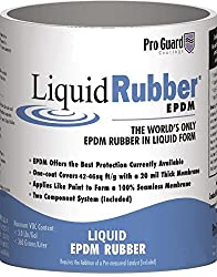 Liquid Rubber EPDM RV Roof Coating