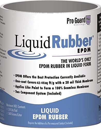 Liquid Rubber Epdm 1 Gallon White Buy Online In Uae