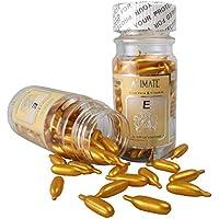 ANIMATE Aloe Vera Vitamin E Facial Oil 60 Soft Cel Capsules