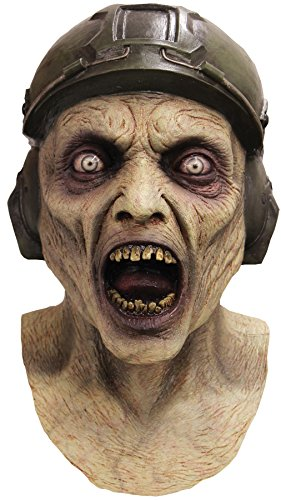Caretas - Mayday Latex Mask - One Size
