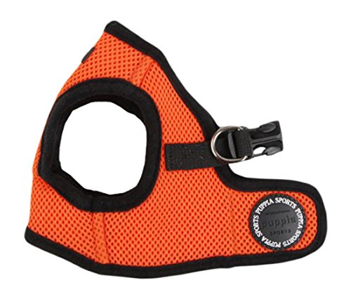 PUPPIA International Puppia Harness Soft B Vest ORANGE XLarge by PUPPIA International