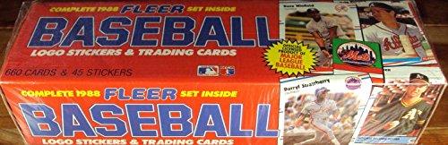 Buy fleer baseball cards box sets