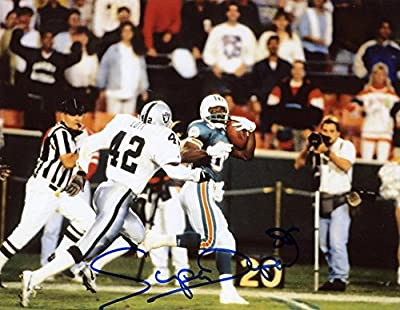 Mark Duper Miami Dolphins #85 Signed Autographed 8x10 Photo W/coa