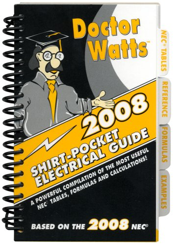 (Dr Watts Pocket Electrical Guide 2008 )