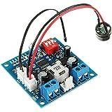 ILS - 5 pieces ZHIYU DC 12V 5A PWM PC CPU Fan Speed Controller Regulator Smart Temperature Control B