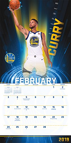 Calendario Nba 2020.2019 Nba Superstars Wall Calendar Trends International