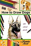 How to draw dogs: Colored Pencil Guides