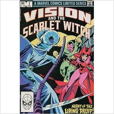 Livre électronique téléchargement gratuit VISION and the SCARLET WITCH #1 (NIGHT OF THE LIVING DRUID!, VOL. 1) en français PDF