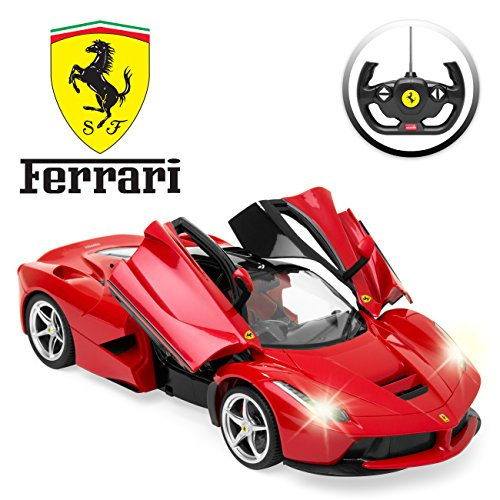 Best Choice Products 1/14 Scale Licensed Remote Control La Ferrari Model RC Car - - Model Ferrari With