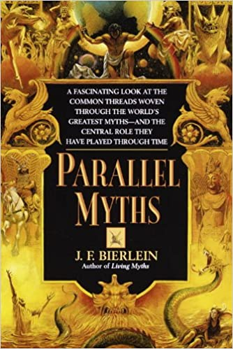 Parallel myths kindle edition by jf bierlein literature parallel myths kindle edition by jf bierlein literature fiction kindle ebooks amazon fandeluxe Gallery