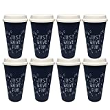 PMI Aladdin 20oz Reusable Cups (Sapphire Colored) - 8 Pack offers