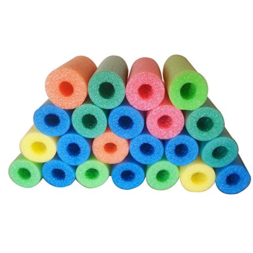 commart-20-x-pool-noodles-therapy-craft-fishing-water-floating-foam-9-ships-from-usa