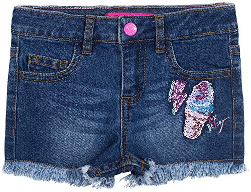 Dolcevida Girls/' Stretch Jean Shorts Denim Twill Short