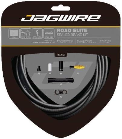 Jagwire Road Elite Brake Cable Kit Matte Black