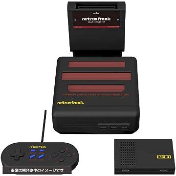 Amazon | レトロフリーク (レトロゲーム互換機) MDカラー ギアコンバーターセット | その他のゲーム機種本体全般