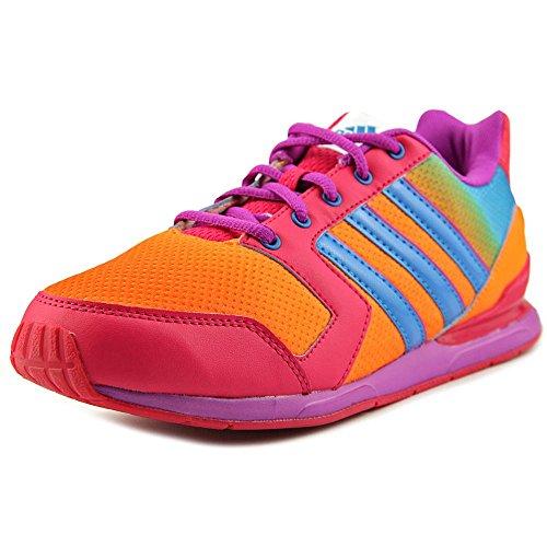 Adidas Streetrun VII K  Girls Running Shoes M20275 Vivid Ber