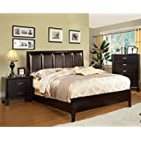 Amazon.com: Espresso - Bedroom Sets / Bedroom Furniture: Home ...