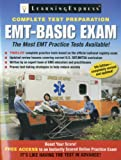 EMT-Basic Exam, LearningExpress Editors LLC, 1576857905