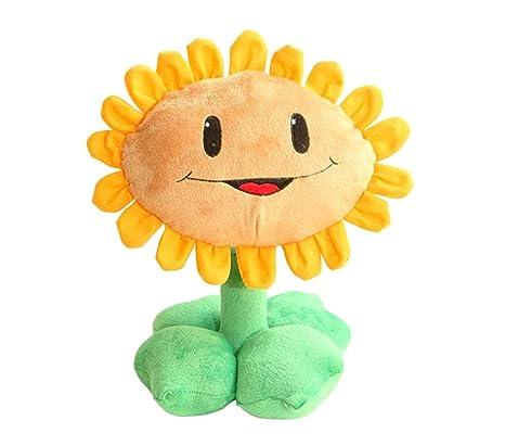 Amazon com: Plants Vs Zombies Doll Stuffed Plush Doll