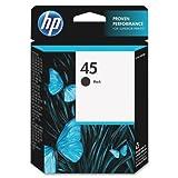 HP 45 Ink Cartridge in Retail Packaging- Black, Office Central