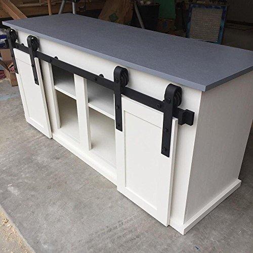 2 Door Contemporary Cabinet - 9