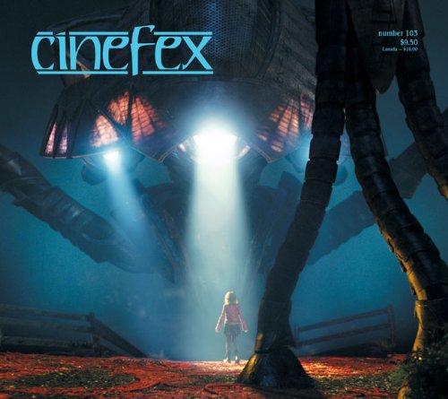 Cinefex Magazine #103 (Oct 2005) War of the Worlds; Batman Begins, etc pdf epub