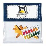Kombucha Instant Read pH Test Strips - 10 Pack - pH Range 0.0 - 6.0