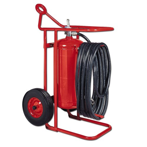 Kidde 466507 Wheeled 150 lb Stored Pressure Fire Extinguisher (Wheeled Fire Extinguisher)