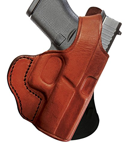Tagua PD1R-1172 Kahr CW 9s/40s Brown Right Hand Rotating Thumb Break Paddle Holster by Tagua (Image #1)