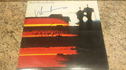 steely-dan-donald-fagan-walter-becker-signed-greatest-hits-album-cover-display-uacc-rd-212