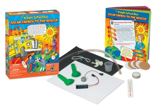 The Magic School Bus: Solar Energy to the Rescue by The Young Scientists Club
