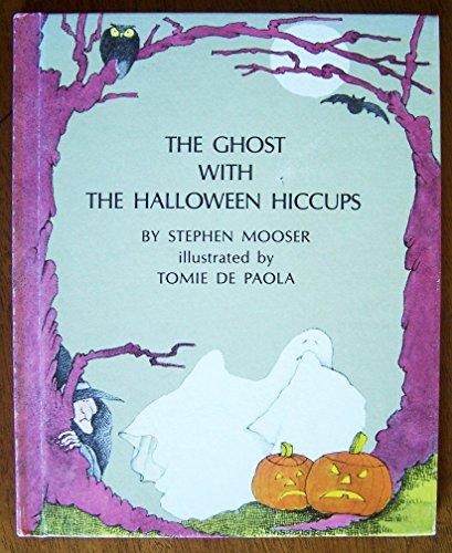 The Ghost With the Halloween Hiccups (An Easy-read Story Book)