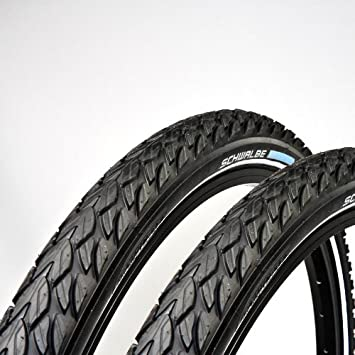 Schwalbe Marathon Plus Tour Performance SmartGuard Rigid Tyre 26 x 2.00