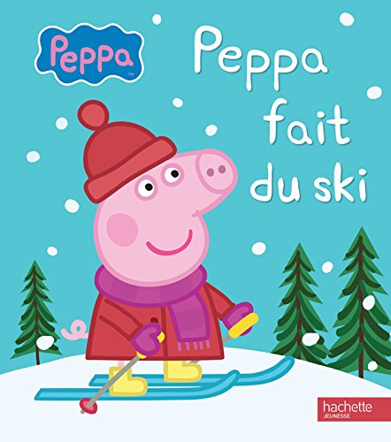 Peppa Pig - Peppa fait du ski (French -