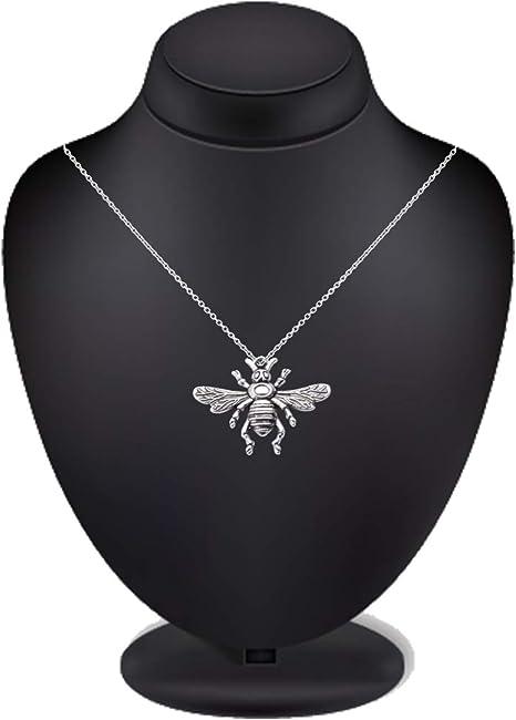 3 Farben Aylifu Schmuck Biene Anh/änger 15 St/ück Metall Honigbiene Schmuckanh/änger Insekt Biene Halsketten Anh/änger Schmuck-Charms zum Basteln f/ür Armband Halskette