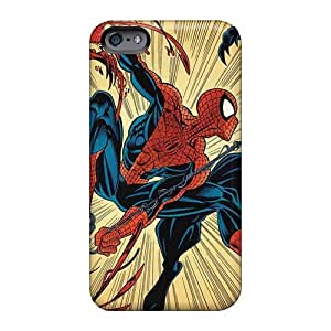 Iphone 6 TQR8842gDJb Provide Private Custom Beautiful Ant Man Image Durable Hard Phone Cases -ChristopherWalsh