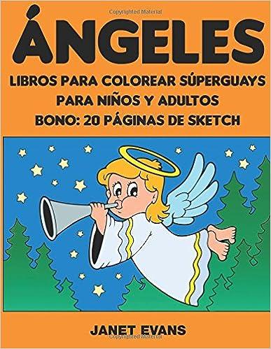 Bestseller books pdf descargar Angeles: Libros Para Colorear ...