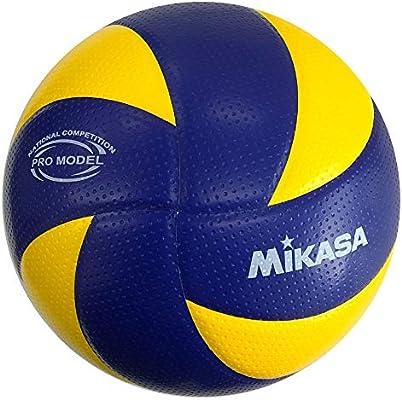 Mikasa MVA 300 - Pelota para Voleibol (Talla 5): Amazon.es ...
