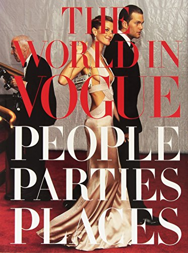 The World in Vogue: People, Parties, - Obama Michelle Style