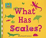 What Has Scales?, Mary Elizabeth Salzmann, 1599288702