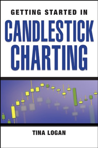 Getting started in candlestick charting ebook by tina logan.