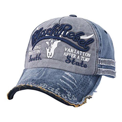 Ugood Unisex Men Women Baseball Cap Trucker Cap Sport Snapback Hip-hop Hat  Adjustable ( fc931a4ca93a