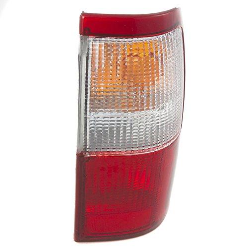 CarPartsDepot Fit 93-98 Toyota T-100 Truck Rear Tail Brake Light Lamp Passenger TO2819102