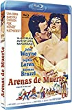 Arenas De Muerte (Blu-Ray) (Import Movie) (European Format - Zone B2) (2013) John Wayne; Sophia Loren; Rossano