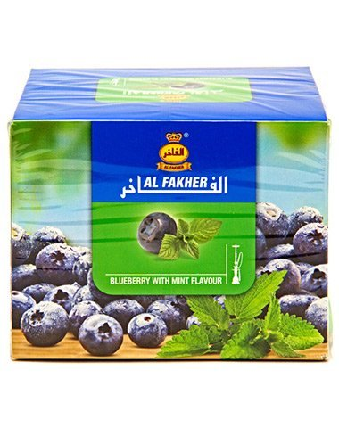 Al Fakher Blueberry Mint 250mg (non tobacco)