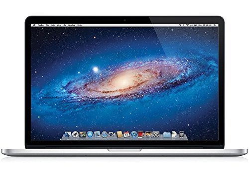Apple ME665LL/A (Early 2013) 15.4in Macbook Pro with Retina Display, Intel Core i7-3740QM 2.7GHz, 16GB DDR3, 512GB SSD (Renewed)