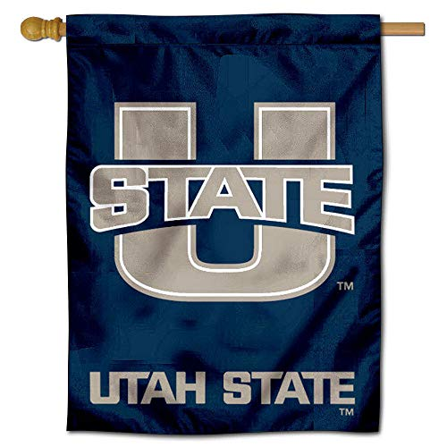 College Flags & Banners Co. Utah State University Aggies House Flag