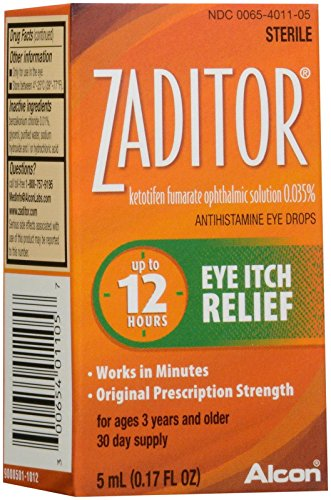 Zaditor Eye Drops - 5 ml