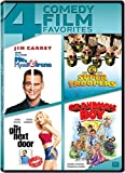 Me Myself and Irene / Super Troopers / The Girl Next Door / Grandma's Boy Quad Feature