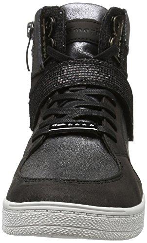 Scarpe Black 098 da Alte Comb Nero Donna 25201 Ginnastica Tamaris Sa07q5wq